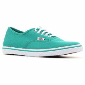 Vans  Authentic Lo Pro VN-0 XRNH1G  women's Shoes (Trainers) in Green