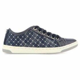 Geox  Wmns  J Creamy D  J62L5D-0DY54-C4002  women's Shoes (Trainers) in Blue