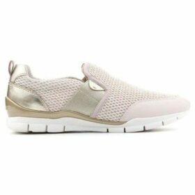 Geox  J Sukie G. F J723GF-01454-C1008  women's Slip-ons (Shoes) in Brown