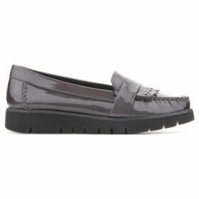 Geox  D Blenda C D640BC-000EV-C9002  women's Casual Shoes in Grey