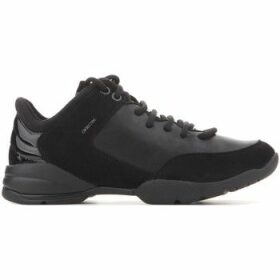 Geox  D Sfinge A D642NA-08521-C9999  women's Shoes (Trainers) in Black