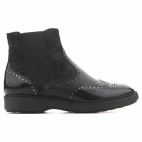 Geox  Wmns D745WD 038PV C9999  women's High Boots in Black