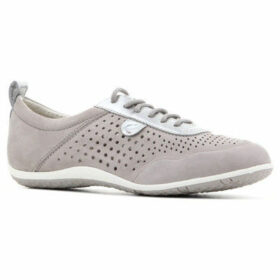 Geox  D Vega B D8209B 000LT C1010  women's Shoes (Trainers) in Brown