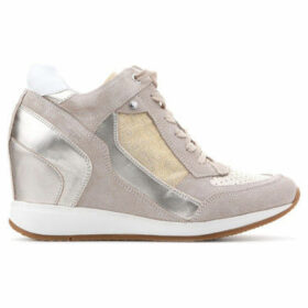 Geox  D Nydame A D540QA 022AS CH62L  women's Shoes (High-top Trainers) in Multicolour