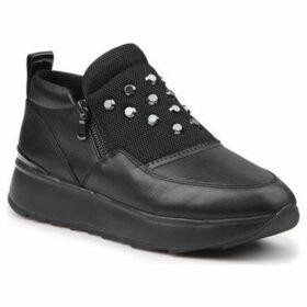 Geox  D Gendry A D745TA-08554-C9999  women's Slip-ons (Shoes) in Black