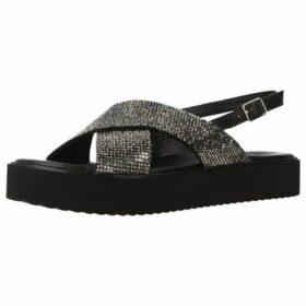 Inuovo  128009I  women's Sandals in Black