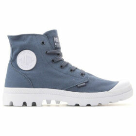 Palladium  Blanc Hi 72886-432-M  women's Shoes (High-top Trainers) in Blue