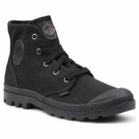 Palladium  Pampa HI 92352-060-M  women's Mid Boots in Black
