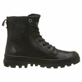 Palladium  Pallabosse Hi Zip LTH 95942-010-M  women's Shoes (High-top Trainers) in Black
