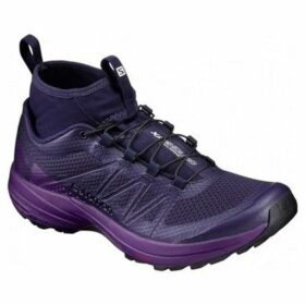 Salomon  XA Enduro W 392419-25  women's Shoes (High-top Trainers) in Purple