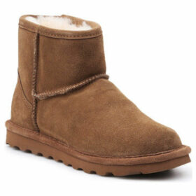 Bearpaw  Alyssa 2130W Hickory II  women's Snow boots in Brown