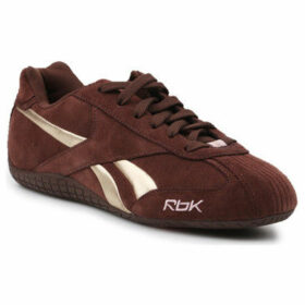 Reebok Sport  RBK Driving Metal-X 32-171818  women's Shoes (Trainers) in Brown