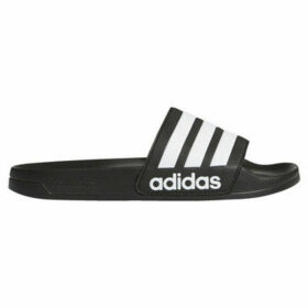 adidas  ADILETTE SHOWER  women's Sandals in Black