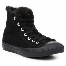Converse  CT HI 544980C  women's Shoes (High-top Trainers) in Black