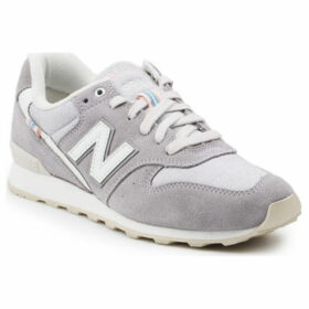 New Balance  WR996YC  women's Shoes (Trainers) in Grey