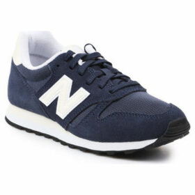 New Balance  WL373NVB  women's Shoes (Trainers) in Blue