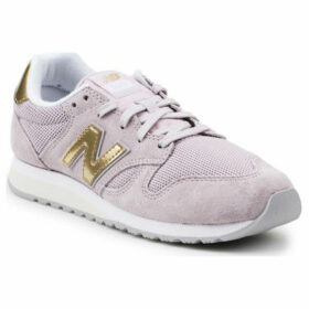 New Balance  WL520GDC  women's Shoes (Trainers) in Pink