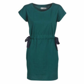 Petit Bateau  BRESSI  women's Dress in Green