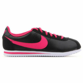 Nike  Cortez 749502 001  women's Shoes (Trainers) in Black