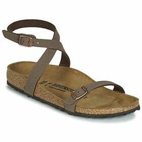 Birkenstock  DALOA  women's Sandals in Brown