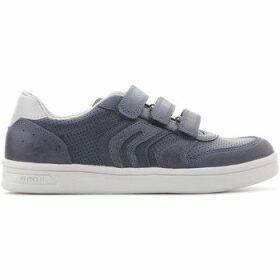 Geox  Djrock J825VB 0BCCL C4002  women's Shoes (Trainers) in Blue