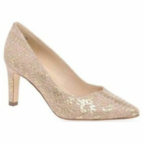 Peter Kaiser  Elfi Womens Court Shoes  women's Court Shoes in Gold
