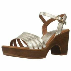 Unisa  OJEN SE  women's Sandals in Gold