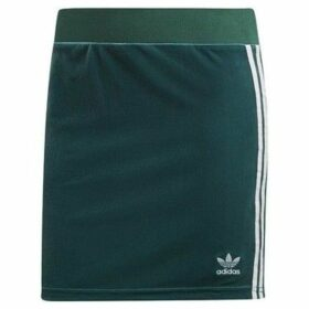 adidas  FALDA  women's Skirt in Green