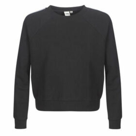 Vans  MY VANS CREW  women's Sweatshirt in Black