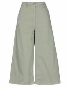 LOVE MOSCHINO TROUSERS 3/4-length trousers Women on YOOX.COM