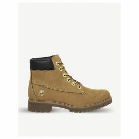 Slim Premium 6 Inch leather boots