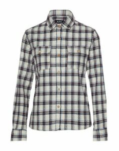 A.P.C. SHIRTS Shirts Women on YOOX.COM