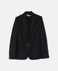 Stella McCartney Black Iris Jacket, Women's, Size 6