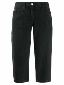 Dolce & Gabbana Pre-Owned 2000's bermuda shorts - Black