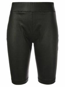 Cynthia Rowley Kiki cycling shorts - Black