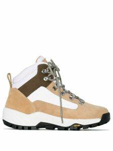 Diemme Beige Cortina suede hiking boots - Neutrals