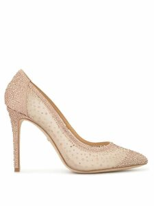 Badgley Mischka Weslee pumps - PINK