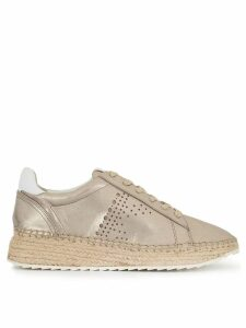 Kendall+Kylie Josh espadrille sneakers - Gold