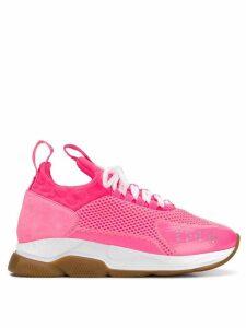 Versace Cross Chainer sneakers - PINK