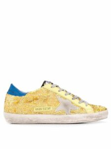 Golden Goose May lo-top sneakers - Yellow