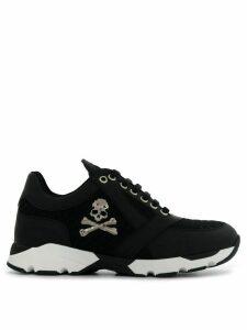 Philipp Plein lo-top sneakers - Black