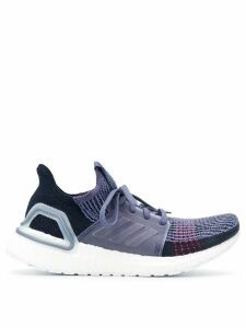 Adidas curved sneakers - Purple