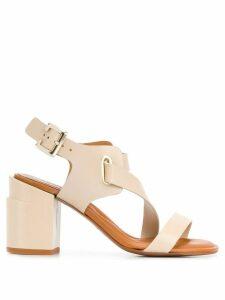 Clergerie open toe sandals - NEUTRALS