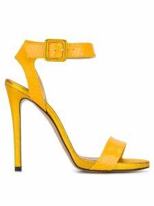 Marc Ellis strappy sandals - Yellow
