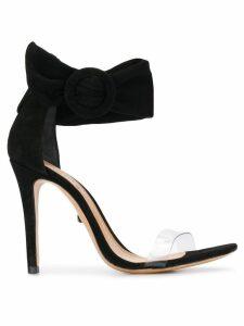Schutz ankle tie sandal - Black