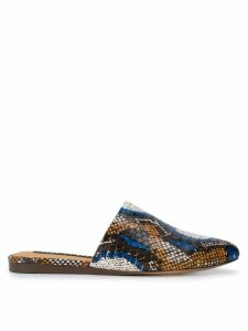 Veronica Beard Geri mules - Multicolour