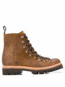 Grenson 'Nanette' Boots - Brown