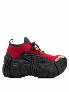 SWEAR Element sneakers - Red