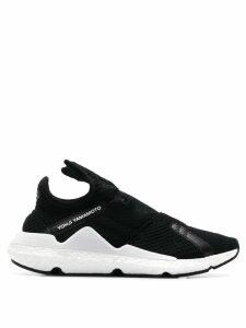 Y-3 Reberu knitted sneakers - Black