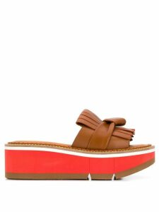 Clergerie Astral sandals - Brown